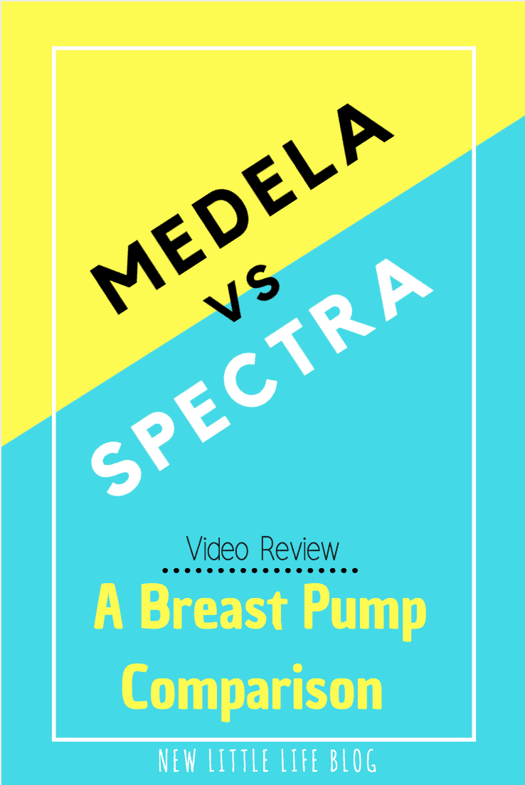 Medela vs. Spectra breast pump review & order one FREE through your insurance! (Even TRICARE)