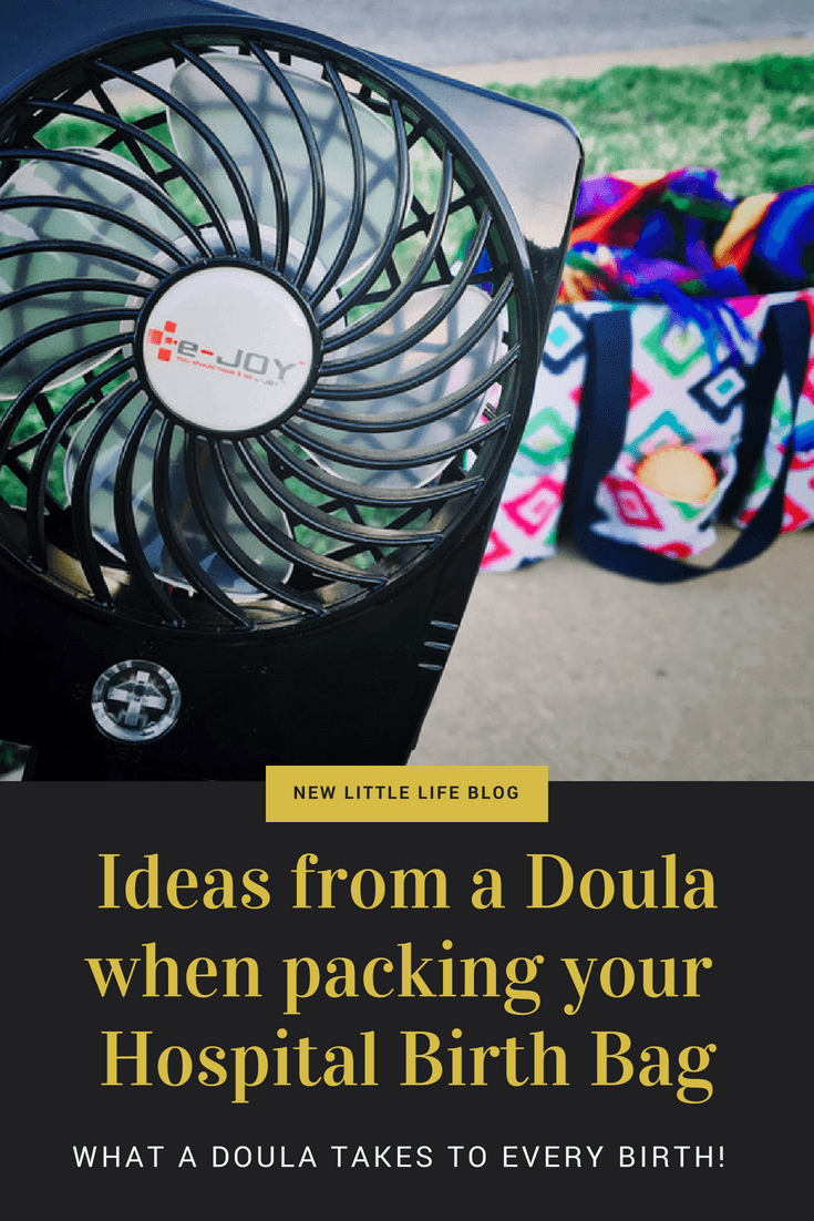 Inside My Doula Bag! Packing your hospital birth bag - Tips From A Doula