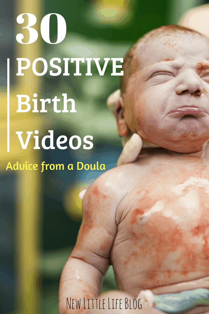 Birth Videos & Photography Collection - Links to positive birth stories