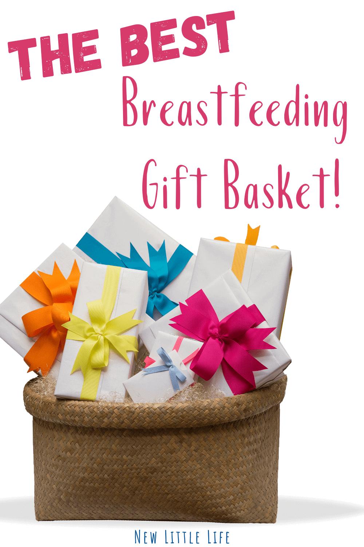 Breastfeeding Gift Basket Ideas!