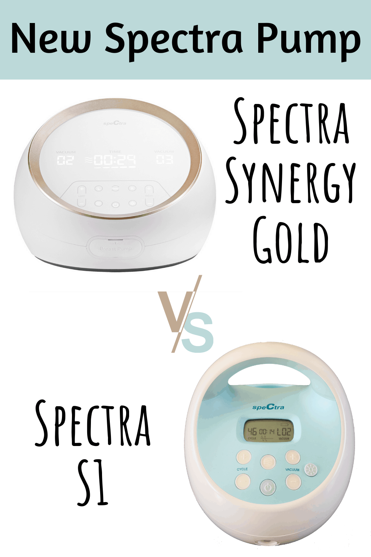 NEW Spectra Synergy Gold VS Spectra 1 & 2