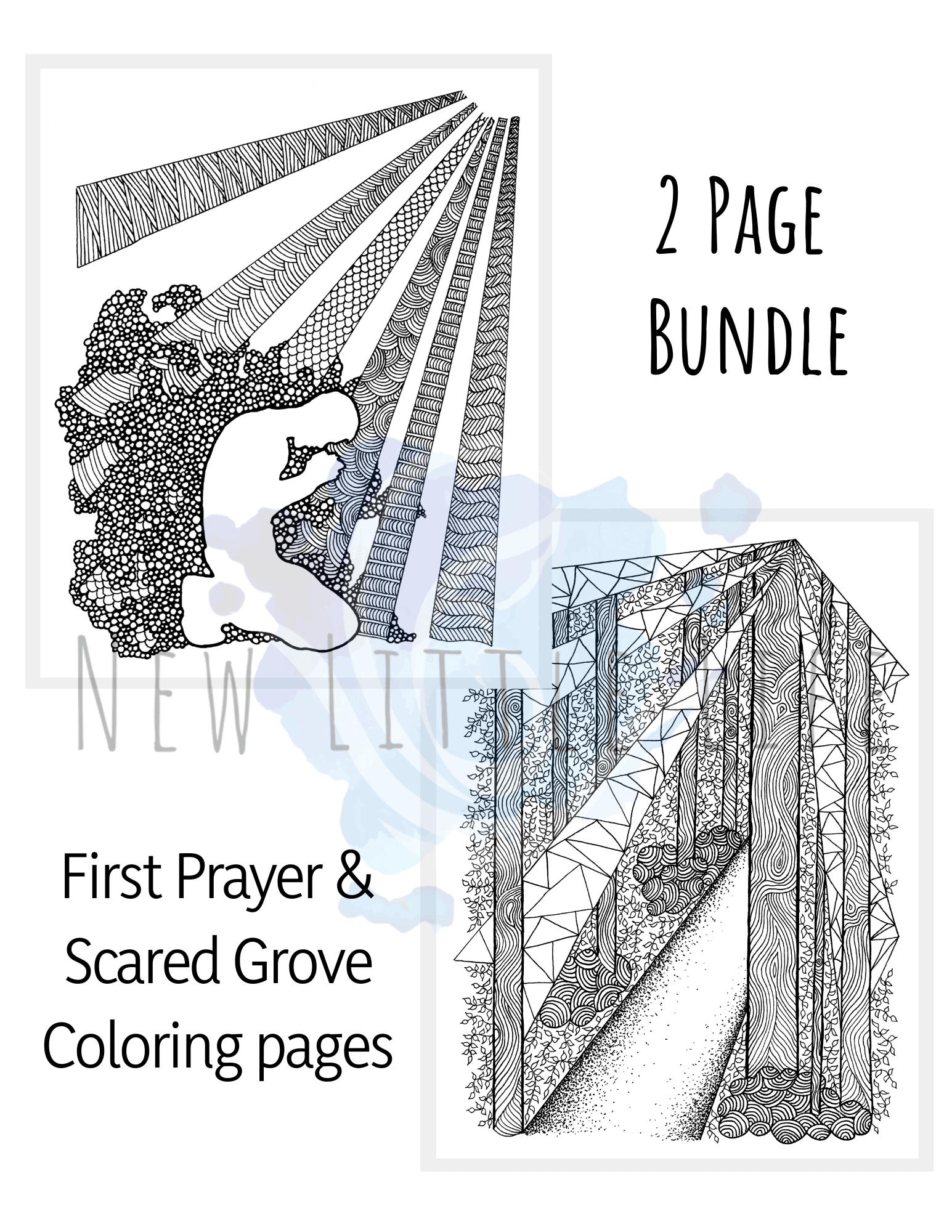 2 Page Bundle