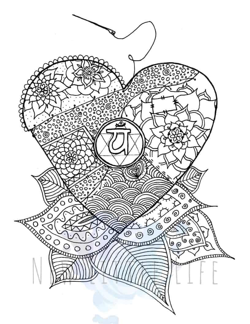 heart chakra WM