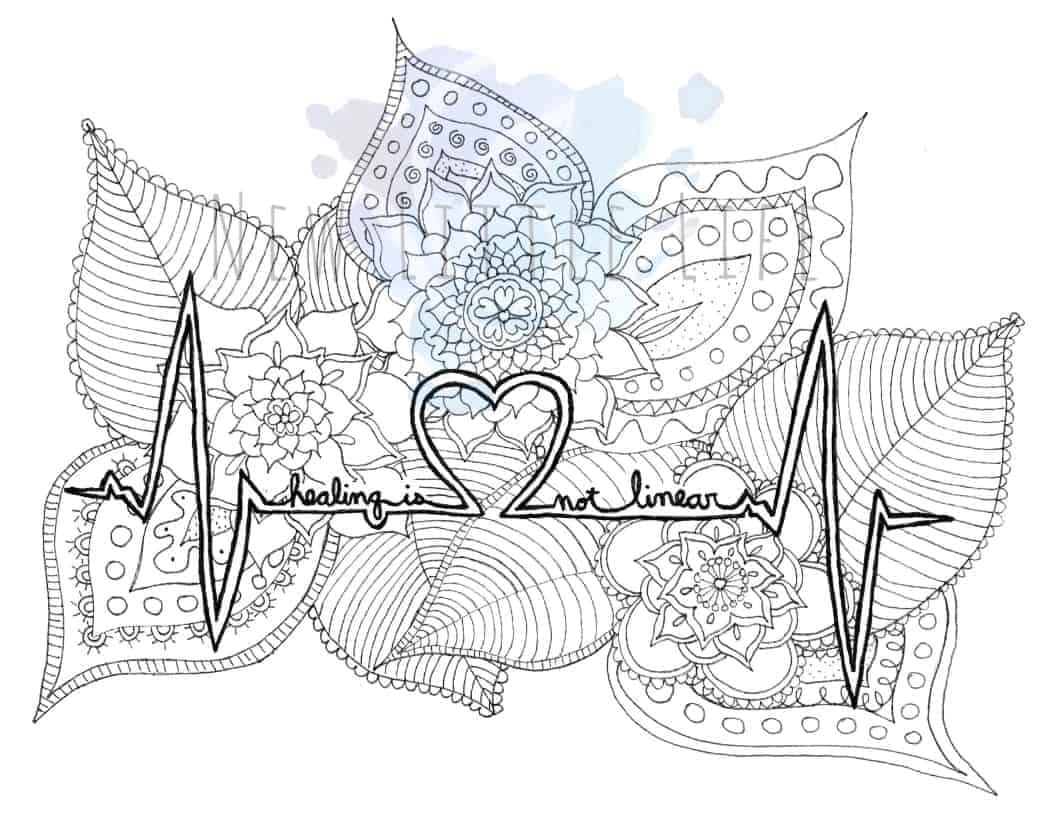 linear healing WM